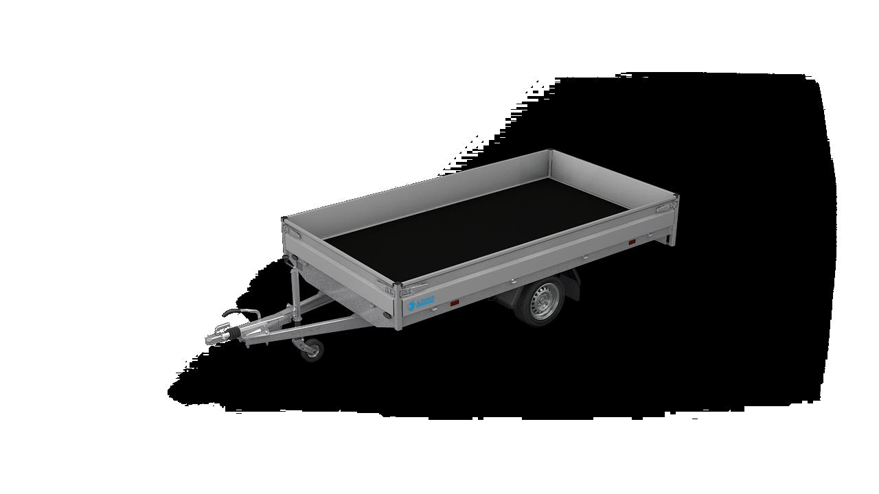 Azure H-1 plateauwagen