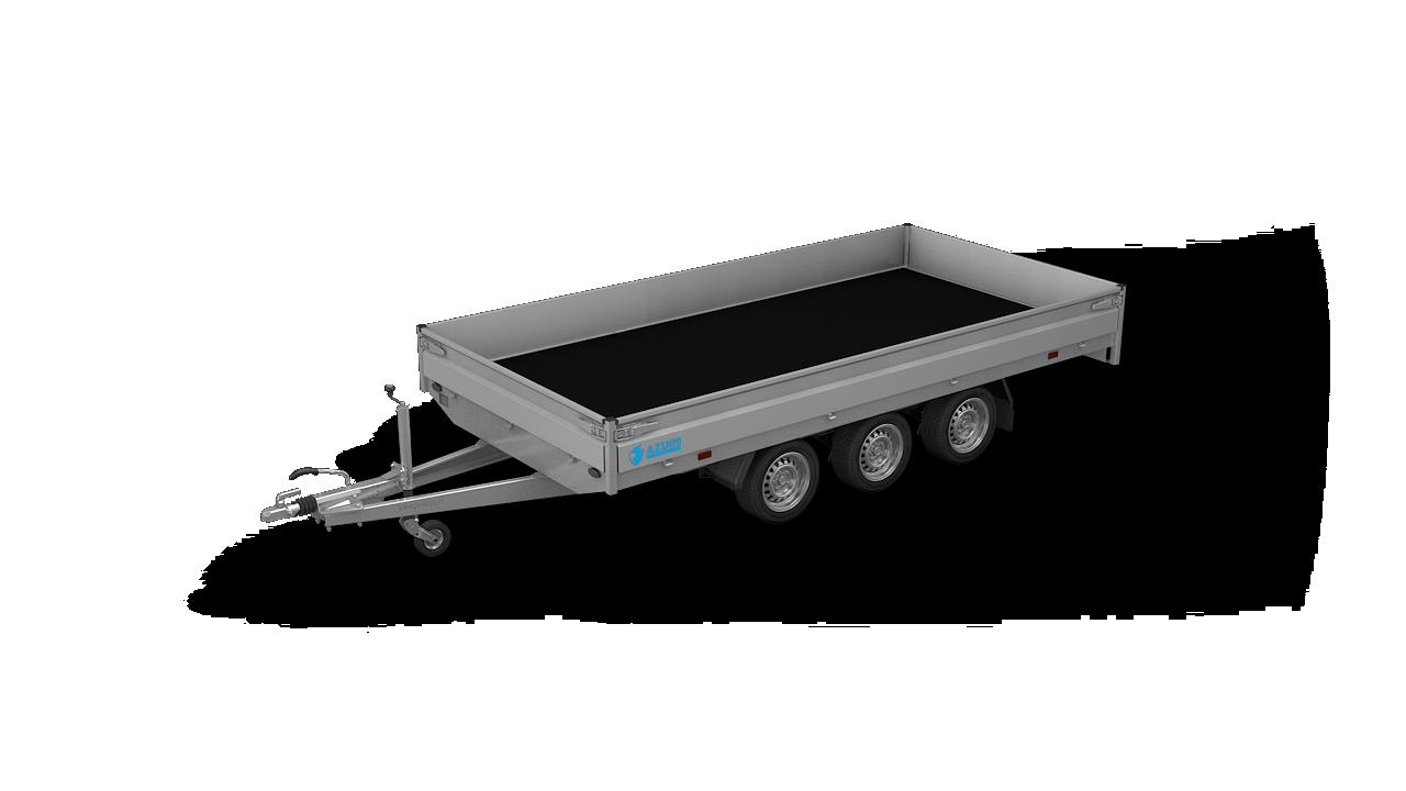 Azure H-3 plateauwagen